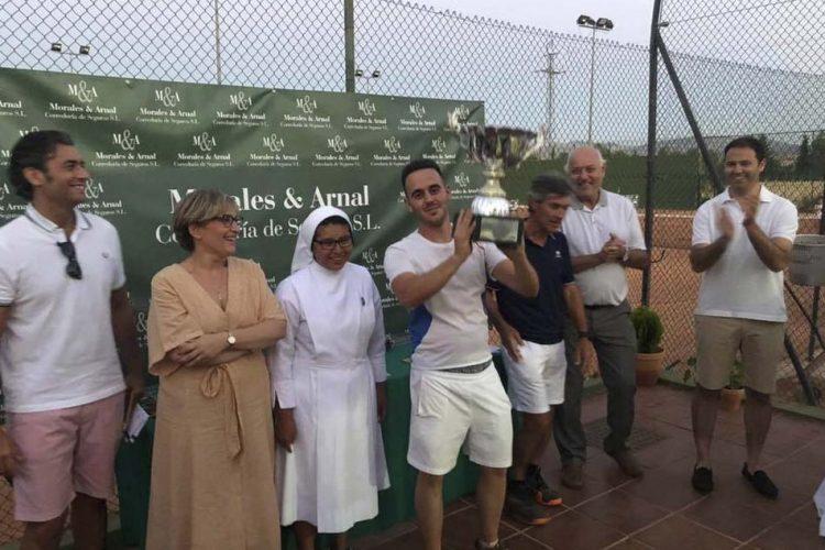 El XIV Torneo de Tenis Morales & Arnal se desarrolló con un gran éxito deportivo y de público