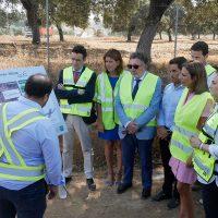 La Junta reanuda las obras de la variante de Arriate tras permanecer seis años paralizadas