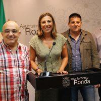 Ayuntamiento y Diputación empezarán a trabajar en los informes del vial alternativo en las próximas semanas