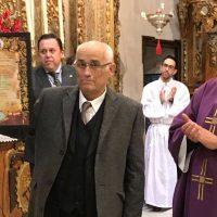 Fallece a los 78 años Manuel Jiménez Friaza, ex hermano mayor de Nuestra Señora de la Paz