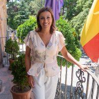 Mª Paz Fernández: «Hemos tenido tres años de malas noticias continuas, pero ahora la ilusión se nota en la calle»