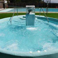 La piscina municipal de Algatocín muestra su renovada imagen tras una inversión de 130.000 euros