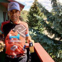 Rubén Delgado, del Club Ascari-Harman, completa las míticas 100 Millas de Leadville en 21 horas