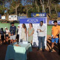 El venezolano Jordi Muñoz Abreu vuelve a ganar el Torneo de Tenis Óptica Baca por segundo año consecutivo
