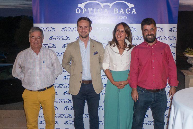 Presentan la XXXV edición del Torneo Óptica Baca, que repartirá un 25% más de premios