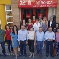 Ruiz Espejo afirma que El PSOE seguirá trabajando por el impulso a las infraestructuras ferroviarias de la Serranía de Ronda