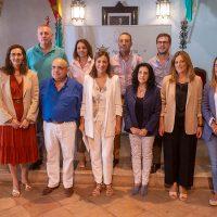 """Fernández destaca el """"giro radical"""" que ha supuesto el gobierno de PP y APR en sus cien primeros días"""