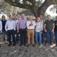 Una quincena de alumnos participan en la IX Escuela de Pastores de Andalucía