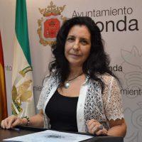 La concejal delegada de Soliarsa valora de forma positiva los trabajos de limpieza de la feria