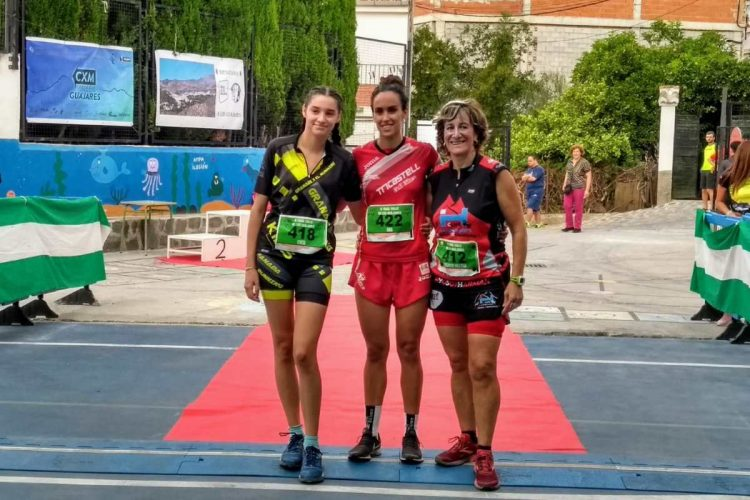 Grandes resultados del Club Ascari-Harman en el CxM Valle de los Guájares