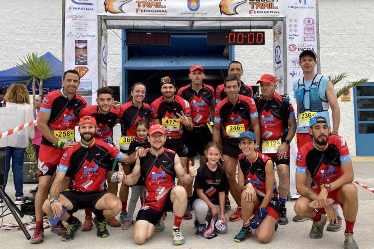 El Club Ascari-Harman Trail Running cosecha varios podiums en un exitoso fin de semana