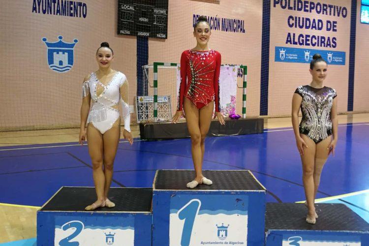La rondeña Sonia Santos queda segunda en el Torneo Ciudad de Algeciras
