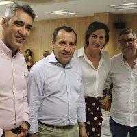 Isabel Aguilera se hace hueco en la ejecutiva provincial del PSOE intentando enterrar el mandato de Teresa Valdenebro