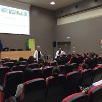 Alumnos de Formación Profesional del IES Profesor Gonzalo Huesa comienzan sus prácticas en el Área Sanitaria Serranía de Ronda