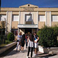 Arranca en curso en la Escuela de Enfermería 'Virgen de la Paz' con 260 alumnos en las aulas