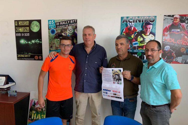 La Delegación de Deportes y el Club La Encina presentan el IX Torneo de Petanca 'Ciudad Soñada'