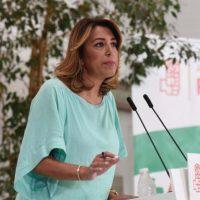 Susana Díaz se desplaza este viernes hasta Benaoján para valorar el alcance de la alerta sanitaria por listeriosis en las empresas del municipio