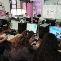 Un taller forma a mujeres emprendedoras del mundo rural en el uso de redes sociales
