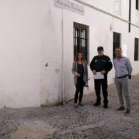 Inician las obras de pavimentación y saneamiento de las calles Tenorio y Marqués de Moctezuma