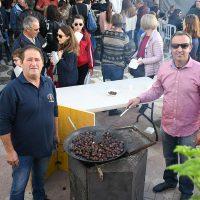 Pujerra se prepara para celebrar su XVII Fiesta de la Castaña