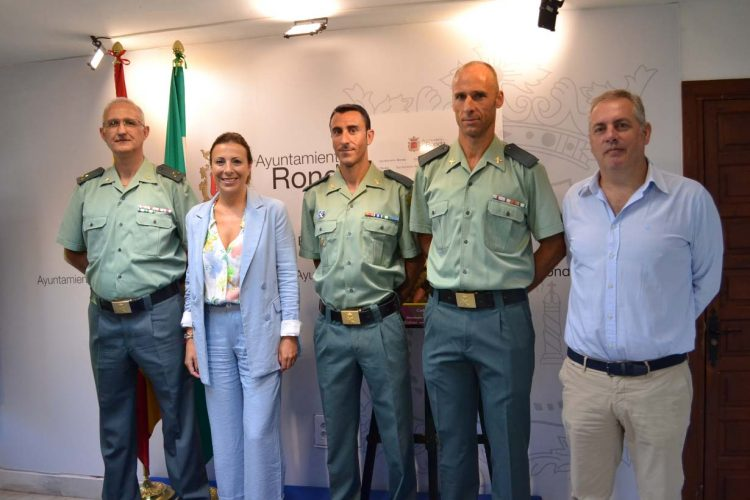 Más de 600 corredores participaran en la VIII edición del Homenaje a la Guardia Civil (HAGUA 2019)