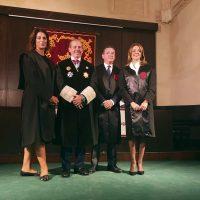 El Colegio de Abogados de Málaga celebra en Ronda los actos patronales de Santa Teresa