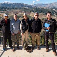 Una asociación luchará por la conservación y reapertura de los caminos públicos de la Serranía