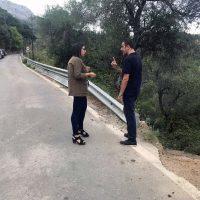 El PSOE reclama al Gobierno de la Diputación que amplíe el ancho y la mejora de la carretera MA-8308 de Benalauría