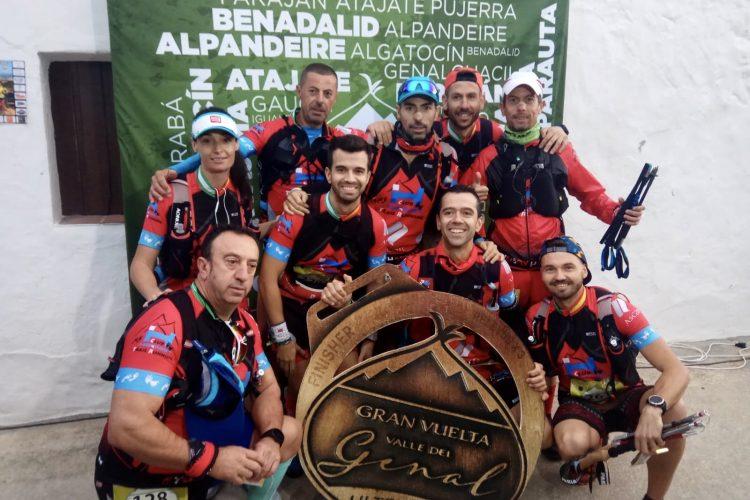 El Club Ascari-Harman triunfa a su paso por el HAGUA y la Gran Vuelta al Valle del Genal