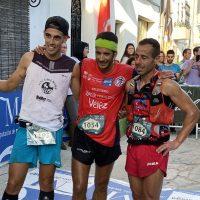 Seis corredores del Club Harman Trail Running participaron en la Gran Vuelta Valle del Genal y en las 100 millas