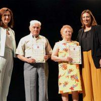 El Ayuntamiento rinde homenaje a los mayores de Ronda en una gala muy especial
