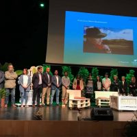 La Diputación de Málaga premia a título póstumo al profesor y naturista Paco Marín por su lucha contra el cambio climático