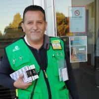 Un cupón agraciado con el primer premio de la ONCE deja 35.000 euros en Montecorto