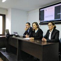 El Ayuntamiento presenta el estudio de viabilidad de la futura estación de autobuses