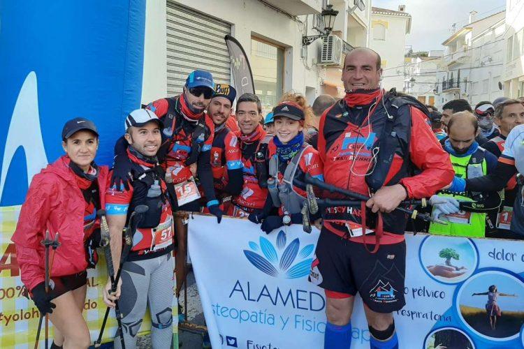 El Club Ascari-Harman bate su récord al participar en ocho competiciones en el fin de semana