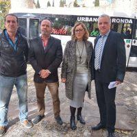 Incorporan un nuevo autobús al transporte urbano que en lo que va de 2019 ya ha trasladado a 182.000 viajeros