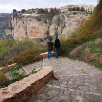 El Ayuntamiento retoma los trabajos de rehabilitación del camino turístico de Albacar con una inversión de casi 114.000 euros