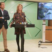 Fomento destina un millón de euros para realizar obras de conservación en 19 carreteras de la Serranía