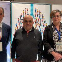 El Ayuntamiento da la bienvenida a los médicos que están participando en Ronda en la I Jornada Multidisciplinar en Cáncer de Pulmón