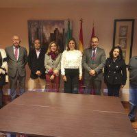 La Junta y la Comunidad de Madrid acuerdan en Ronda establecer de forma conjunta medidas para fomentar el empleo y la formación