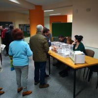 El PSOE gana las Elecciones Generales del 10N en Ronda seguido por VOX y PP con un empate técnico