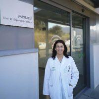 La Unidad de Farmacia del Área de Gestión Sanitaria Serranía imparte una charla sobre uso adecuado de antibióticos