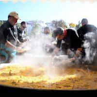 Cientos de visitantes llenaron Parauta para disfrutar de la tradicional Fiesta del Comejo