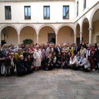El Ayuntamiento recibe a cinco asociaciones de mujeres de Moguer y de Mazagón