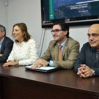 La Junta informa en Ronda del Plan de Ordenación Territorial para la Serranía a más de una treintena de municipios