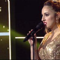 La artista rondeña Roima Durán pasa con un rotundo éxito a la segunda fase del programa 'Tierra de talento' de Canal Sur TV