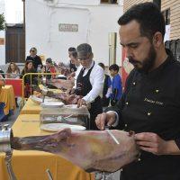 Faraján celebró la festividad de la Inmaculada con la mejor gastronomía de la zona, catas de vinos, dulces típicos y deportes