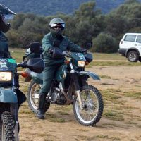 Rescatados dos senderistas en una zona montañosa de Cortes de la Frontera