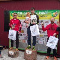 Corredores del Club Harman Trail disputaron pruebas en Valencia, Bornos y San José del Valle