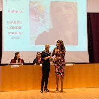 La productora artística arriateña Isabel Conde gana el premio Farola 2019 de la Junta en la modalidad de Cultura